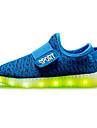Αγορίστικα / Κοριτσίστικα Παπούτσια Ύφασμα Άνοιξη Ανατομικό / Φωτιζόμενα παπούτσια Ταινία Δεσίματος / LED για Κόκκινο / Πράσινο / Μπλε / TR