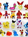 buzunar acțiune monstru mic monstru drăguț 24pcs cifre mini figurine jucării cele mai bune de Crăciun&Cadouri de ziua de nastere brinquedos 3cm