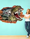 Animale Perete Postituri 3D Acțibilduri de Perete Autocolante de Perete Decorative,Hârtie Material Detașabil Pagina de decorarede perete