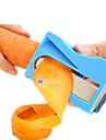 curățător de castravete dovlecel de legume abs nou instrument de gadget-uri de gătit bucătărie (culori aleatorii)