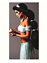 Perruque Synthetique / Perruques de Deguisement Droit Cheveux Synthetiques Noir Perruque Femme Long Perruque Halloween / Perruque de