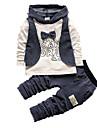 Băieți Seturi Imprimeu Bumbac Casul/Zilnic Toamnă Manșon Lung Set Îmbrăcăminte