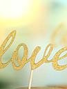 Διακοσμητικό Τούρτας Παραλία Θέμα Κλασσικό Θέμα Καρδιές Χάρτινη Κάρτα Γενέθλια με Φιόγκος 1 OPP