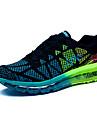 Bărbați Pantofi Tul Primăvară Toamnă Confortabili Adidași Alergare Dantelă Pentru De Atletism Portocaliu Rosu Verde