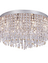 SL® Montaj Flush Lumini Ambientale - Cristal, Modern / Contemporan, 110-120V 220-240V Bec Inclus