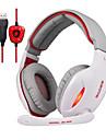 Sades SA902 Căști ( Banderolă)ForPlayer media/Tabletă / ComputerWithCu Microfon / DJ / Control Volume / Radio FM / Jocuri / Sport /
