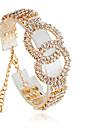 Pentru femei Bratari de tenis - Modă Brățări Bijuterii Argintiu / Auriu Pentru Nuntă