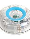 copii baie blitz subacvatic colorat condus cadă de baie float lampă jucărie albastru transparent