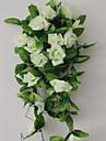 Konstgjorda blommor 1 Gren Modern Stil Roser Väggblomma