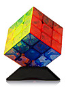cubul lui Rubik YongJun 3*3*3 Cub Viteză lină Cuburi Magice puzzle cub nivel profesional Viteză Pătrat An Nou Zuia Copiilor Cadou