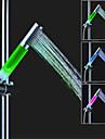 SDS-A13 condus duș cu trei temperatura cap de duș de control al temperaturii de culoare (abs galvanizarea)