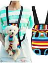 Cat Dog Carrier & Travel Backpack Front Backpack Pet Baskets Stripe Portable Breathable Stripe For Pets