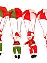 1 buc Santa Ornamente Crăciun Petrecere, Decoratiuni de vacanta Ornamente de vacanță