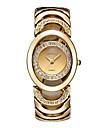pentru Doamne Ceas Elegant Ceas La Modă Simulat Diamant Ceas Ceas de Mână Ceas Brățară Quartz imitație de diamant Oțel inoxidabil Bandă
