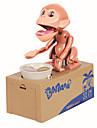Puşculiţă Fură Banca Monedei Salvarea casetei de bani Cazul Piggy Bank Jucarii Maimuţă Creative Bucăți Crăciun Gril pe Kamado  Zuia