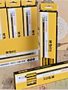 hb sexkantiga trä blyertspenna (12st)