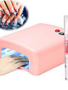 36W Sechoirs a ongles lampe UV Lampe a LED Vernis Gel UV