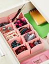 Cutii stocare Plastic cu # , Caracteristică este Deschis , Pentru Lenjerie de Corp