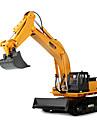 Excavator RC Car 2.4G Gata-de-drum Control de la distanță Car Telecomandă/Transmițător Baterie pentru masina Încărcător Baterie