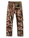 Unisexe Pantalons de Chasse Camouflage Etanche camouflage Pantalon / Surpantalon pour Ski Camping / Randonnee Chasse M L XL XXL XXXL