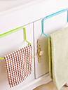 Handdukshängare & Hållare Hög kvalitet Plast 1 st - Hotellbad 1-Handduksstång