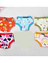 Câine Pantaloni Îmbrăcăminte Câini Desene Animate Curcubeu Material Din Fâș Costume Pentru animale de companie Pentru femei Draguț