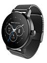 Έξυπνο ρολόι iOS Android GPS Οθόνη Αφής Συσκευή Παρακολούθησης Καρδιακού Παλμού Βηματόμετρα Φροντίδα Υγείας Φωτογραφική μηχανή Ξυπνητήρι