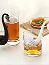 noutate Swan ceai forma filtru filtru condiment pe bază de plante de filtru difuzor