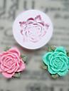 Flori cu frunze de silicon Mold flori Fondant Matrite Sugar Meșteșug Instrumente de rășină mucegai Matrite pentru prăjituri