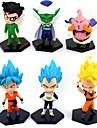 Anime Actionfigurer Inspirerad av Dragon Ball Goku Animé Cosplay-tillbehör figur pvc