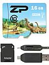 ZP 16GB TF card Micro SD card card de memorie UHS-I U1 Class10