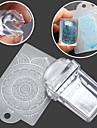 1SET Stamper & Scraper Skabelon Negle kunst Manicure Pedicure Mode Daglig / Silikone / Plast