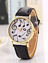 Pentru femei Ceas La Modă Ceas de Mână Quartz / PU Bandă Vintage Casual Cool Negru
