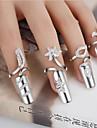 Pentru femei Inele Afirmatoare Inele deget unghiilor Design Unic La modă costum de bijuterii Personalizat Confecționat Manual Argilă