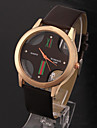 Bărbați Ceas Sport Ceas La Modă Ceas de Mână Quartz Piele Autentică Bandă Casual Multicolor