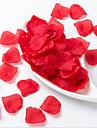 500 styckesilke multicolor rosenblad bröllopssida layout konstgjorda blommor