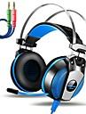 KOTION EACH GS500 Peste ureche / Cordeluțe Cablu Căști Piezoelectricitate Plastic Jocuri Cască Cu controlul volumului / Cu Microfon /