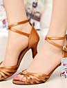 Latin - Pantofi de dans (Negru/Maro/Alte) - Personalizat - Pentru femei