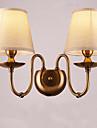 Traditionell / Klassisk Vägglampor Metall vägg~~POS=TRUNC 220V 40W
