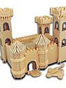 Holzpuzzle Burg / Beruehmte Gebaeude / Chinesische Architektur Profi Level Hoelzern 1pcs Geschenk