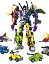 ENLIGHTEN Robotar / Byggklossar 506pcs Militär / Krigare / Maskin omvandlings / Kreativ / Häftig Klassisk & Tidlös / Chic och modern /