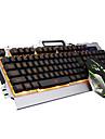 Kabel Mus tangentbord combo DPI justerbar bakgrundsbelyst USB Port mekaniska tangentbord