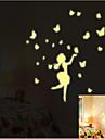 Natură moartă Modă Timp Liber Perete Postituri Autocolante perete plane Autocolante de Perete Decorative, Hârtie Pagina de decorare de