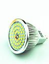 1pc 3W 150-200lm GU5.3(MR16) LED Spot Işıkları MR16 48 LED Boncuklar SMD 2835 Dekorotif Sıcak Beyaz Serin Beyaz 12V