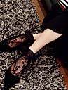 Pentru femei Șosete - Culoare solidă Subțire