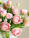 Konstgjorda blommor 1 Gren Europeisk Stil Plantor Bordsblomma