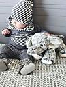 Bebelus Unisex Casul/Zilnic Dungi Bloc Culoare Set Îmbrăcăminte,Linii Desene Toate Sezoanele Primăvară Toamnă