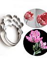 decorare Instrumentul Floare tort Oțel Inoxidabil Calitate superioară Măsurătoare