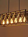 6-Light Montaj Flush Lumină Spot - designeri, 110-120V / 220-240V Becul nu este inclus / 15-20㎡ / E26 / E27