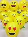 Ballonger Leksaker Uppblåsbar Party Cirkelrunda 100 Bitar Maskerad Födelsedag Barnens Dag Present